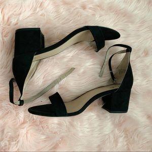 Mix No. 6 Lexine Open Toe Block Heel Sandals